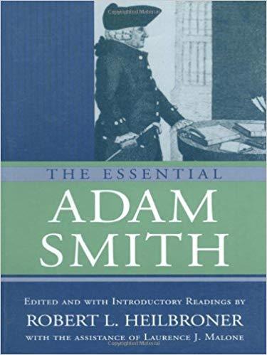 Adam Smith Biografie