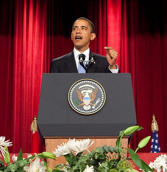 Barack Obama Biografie