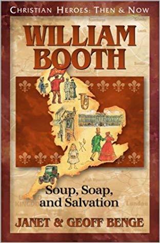 William Booth Biografie