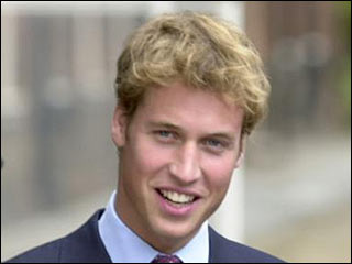 Prinz William Biografie