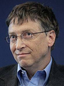 Biografie von Bill Gates
