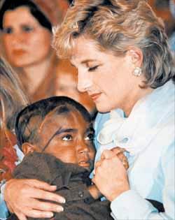 Erfolge von Prinzessin Diana