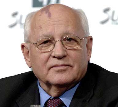 Mikhail Gorbachev Biografie