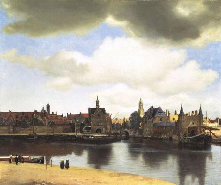 Jan Vermeer Biografie