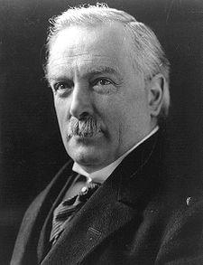 David Lloyd George Biografie