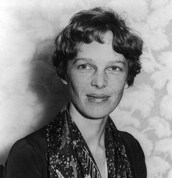 Amelia Earhart Biografie