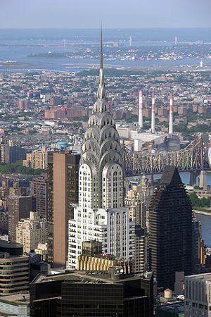 Liste der 20 spektakulärsten Art Deco-Wolkenkratzer in den USA
