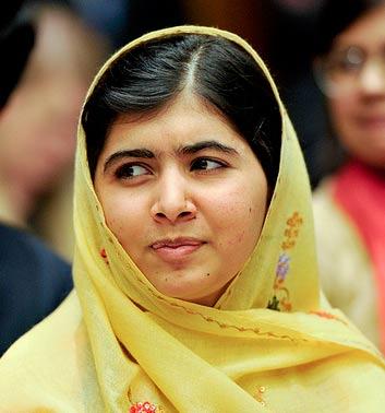 Malala Yousafzai Biografie