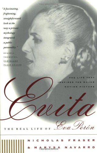 Eva Peron Biografie