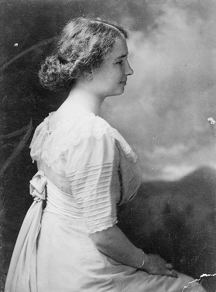 Helen Keller Biografie