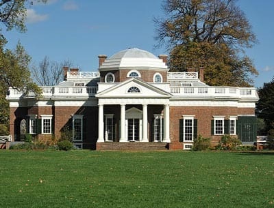 Biografie Thomas Jefferson