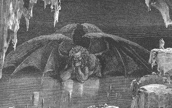 9 Kreise der Hölle (Dantes Inferno)