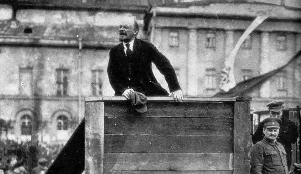 5 Ereignisse, die zur russischen Revolution von 1917 führten