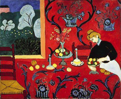 12 herausragende Gemälde von Henri Matisse