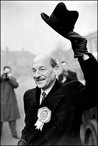 Clement Attlee Biografie