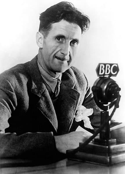Biografie George Orwell