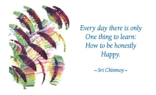 Internationaler Tag des Glücks